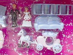 Замок для кукол игровой, 8111, детские игрушки