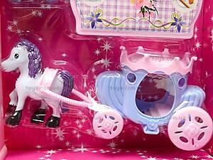 Замок для кукол игрушечный, 8091, цена