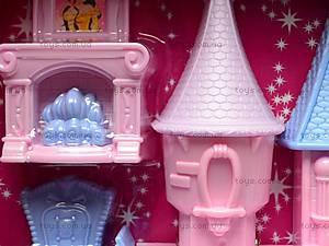 Замок для кукол игрушечный, 8091, детские игрушки