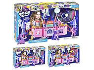 Интерактивный «Замок с Пони» , 1082, детские игрушки