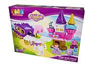 Замок Принцессы - конструктор из 55 деталей, 5282, купить