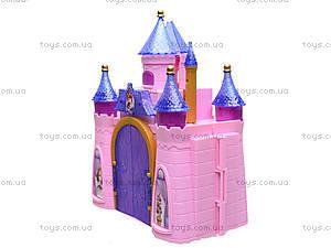Музыкальный замок с мебелью и каретой, SG-2973, купить