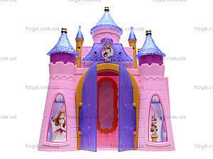 Музыкальный замок с мебелью и каретой, SG-2973, toys