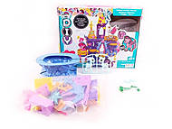 Замок My Little Pony с пони и аксессуарами, SM2019, игрушка