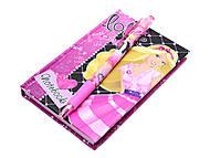 Записная книжка с ручкой-автомат Barbie, BRAB-US1-340, фото