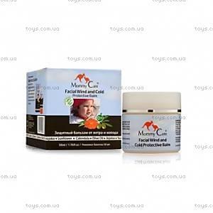 Защитный детский бальзам для лица от ветра и холода, 952393