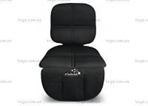 Защитный коврик на автомобильное сидение Wonderkids (черный), WK10-SM01-001
