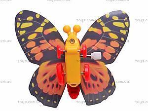 Заводная бабочка, 668-B, игрушки