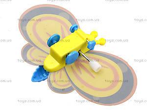 Заводная игрушка - бабочка, YT532-3, фото
