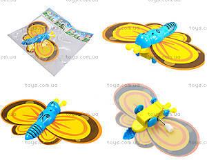 Заводная игрушка - бабочка, YT532-3