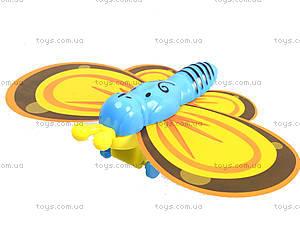 Заводная игрушка - бабочка, YT532-3, отзывы