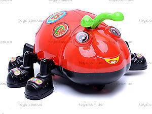 Заводная игрушка «Букашка», 118-8, игрушки