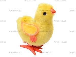 Заводная игрушка «Цыпленок», 806-2