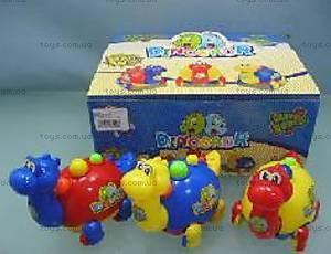 Заводная игрушка «Динозаврик», D21529