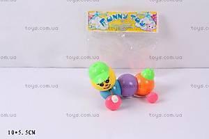 Заводная игрушка «Гусеница», R138A-6