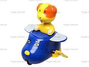 Заводная игрушка «Животные», P01456H/58/60, игрушки
