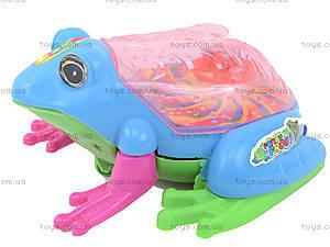 Заводная игрушка «Лягушка», 3005AB, фото