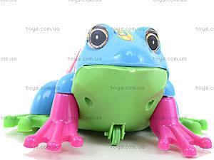 Заводная игрушка «Лягушка», 3005AB, отзывы