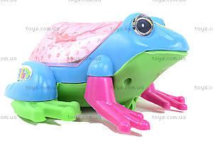 Заводная игрушка «Лягушка», 3005AB, цена