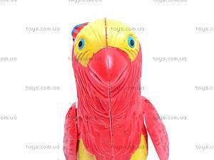 Заводная игрушка попугай, 188-1, купить