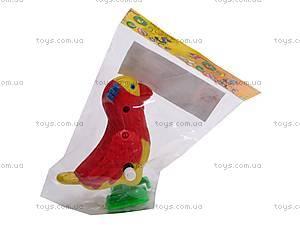 Заводная игрушка попугай, 188-1, цена