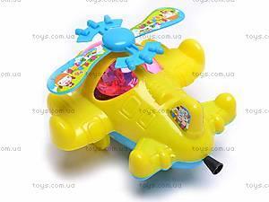 Заводная игрушка «Самолетик», 001, купить