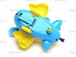 Заводная игрушка «Самолетик», 001, фото