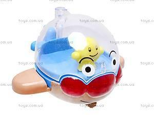 Заводная игрушка «Самолетик», 6 штук, 8001A, цена
