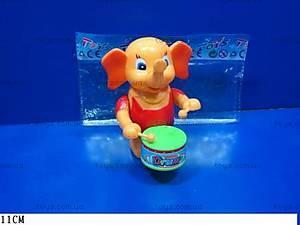Заводная игрушка «Слоненок», 111E
