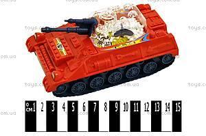 Заводная игрушка «Танк», 7979-3