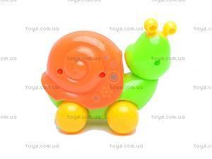 Заводная игрушка «Улитка», 808B, отзывы