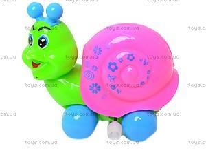 Заводная игрушка «Улиточка», 838B