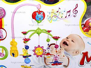 Заводная карусель на кроватку, HL2011-39, toys.com.ua