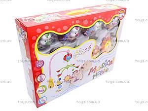 Заводная карусель на кроватку, HL2011-39, toys