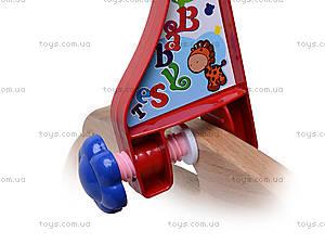 Заводная погремушка на кроватку, музыкальная, 666-03, детские игрушки