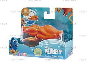Заводная игрушка для ванны Хэнк серии «В поисках Дори», 36594, купить