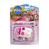 Заводная игрушка «Робокар Поли: Эмбер», 83168A