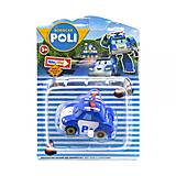 Заводная игрушка «Робокар Поли: Поли», 83168A, доставка