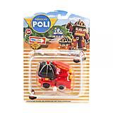 Заводная игрушка «Робокар Поли: Рой», 83168A, набор