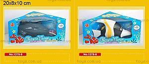 Заводная игрушка «Рыба», 1378-51378-6
