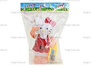 Заводная игрушка с барабаном Hello Kitty, 3584-2A, цена