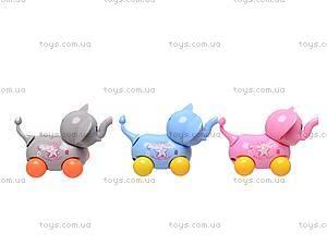Заводное животное «Слоник», YS010A, купить