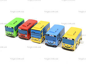 Приключения детского автобуса Тайо, DK-02, игрушки