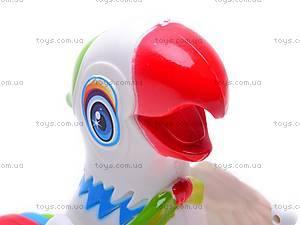 Заводной барабанящий попугай, 699, фото