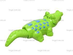 Заводной крокодильчик, YS003A, купить