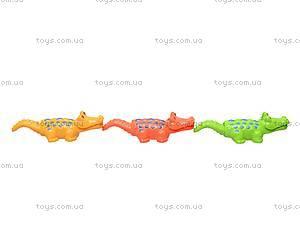 Заводной крокодильчик, YS003A, цена