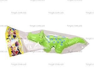 Заводной крокодильчик, YS003A, детские игрушки