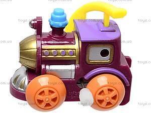 Заводной паровозик, 8076A, фото
