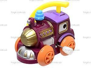 Заводной паровозик, 8076A, игрушки