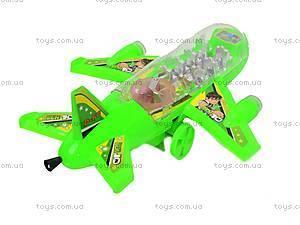 Заводной самолет «Ben 10», D-68, купить